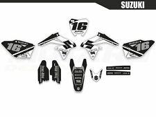 Suzuki RMZ 450 2008 2009 2010 2011 2012 203 2014 2015 2016 2017 Graphics Kit MX