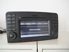 10~12 OEM Mercedes ML350 ML550 ML63 GL350 GL450 GL550 Navigation Comand Radio CD