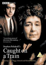 CAUGHT ON A TRAIN  [1980] Peggy Ashcroft/Michael Kitchen NEW/SEALED Region 2 DVD