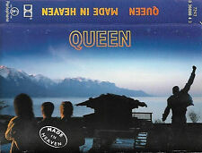 Queen ‎Made In Heaven CASSETTE ALBUM Rock Pop Soft Rock UK Parlophone