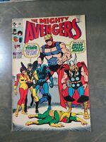 The Avengers #68 VF  (1969) Marvel Comics ~