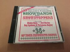 V/A * SHOWBANDS AND SHOWSTOPPERS * ALL IRELAND'S FAVOURITES CD ALBUM 1995