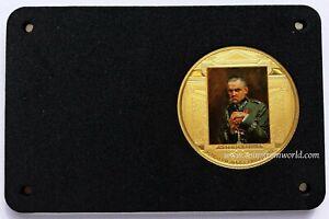 Niue 2018 100$ Poland Marshal Józef Piłsudski 1 Oz Gold Proof Coin BOX COA