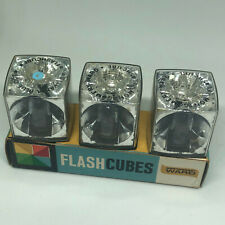 Vintage Montgomery Ward Flash Cubes 3 Pack 67-3121 Camera