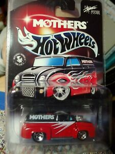 2002 Hot Wheels Mothers Series Exclusive #3 of 4 Mom's Pro Panel Truck