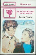 Vintage Harlequin Romance, Mills & Boon, Heaven Round The Corner, Betty Neels