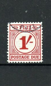 Fiji 1940 1s Postage Due FU CDS