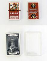 Skat Spiel- französisches Blatt mit 32 Bild Werbung - orignal verpackt