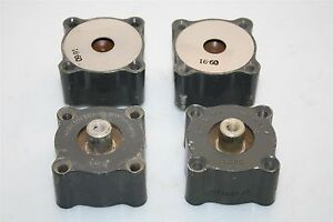 """4x LORD HT1697-15 Wep System Resilient Mount 1.8"""" HT1 Absorber Brakes Anti Shock"""