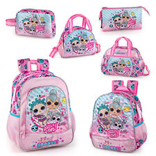LOL SURPRISE Backpack PREMIUM Rucksack Nursery School Lunch Travel Bag ADORBS