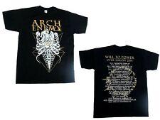 ARCH ENEMY - A Fight I Must Win Tour 2019 - T-Shirt - Größe / Size XXXL (3-XL)