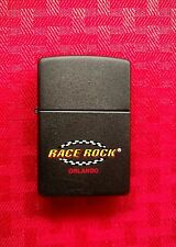 Vintage 1995 Race Rock Orlando Nascar Racing Zippo Never Fueled or Fired