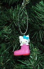 Hello Kitty Fashionable Shoe Christmas Ornament # 8