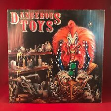 DANGEROUS TOYS Dangerous Toys 1989 UK Vinyl LP EXCELLENT CONDITION debut same ST