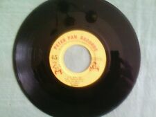 Peter Pan Records Do-Re-Mi & Oh Susanna! 45RPM 532