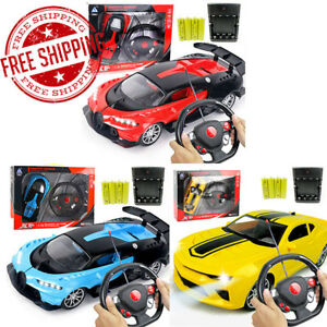New 1:16 Rechargeable Electric Bugatti Chevrolet Camaro RC Car Gift Race Car Kid