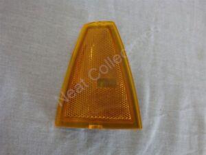 NOS OEM Oldsmobile Olds 88 or 98 Driver Side Lamp Corner Light 1986 Left Hand
