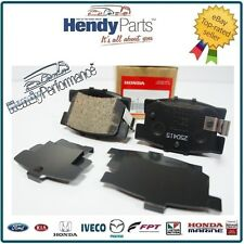 New Honda Genuine parts S2000 AP1 AP2 FRONT Brake Pad set - All model years