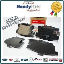 New Genuine Honda Integra DC5 Type R REAR Brake Pad set - ALL Models 2001-2006
