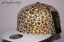 Nuova intera Leopard Snapback cappellini,NY dope swag visiera piatta baseball