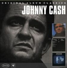 Johnny Cash Country Album Music CDs and DVDs