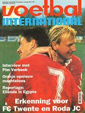 V.I. 1994  nr. 47 - ERIK MYKLAND/DANNY BLIND/EGYPTE/JOOP EN PATRICK DE JONG