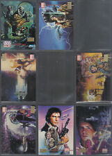 STAR WARS GALAXY SERIES 3 FIRST DAY SINGLES