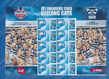 Australia 2009 - Sports Rugby AFL Premiers Geelong Cats - MNH