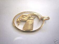 Silver Zodiac, Capricorn, Nm Siena Italy Gp Sterling