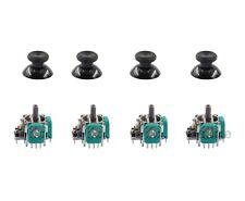4 Pcs 3D Controller Joystick Axis Analog Sensor Module & Thumbstick for Xbox One
