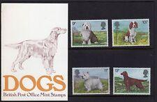 GB: QEII :1979 Dogs Presentation Pack No.106