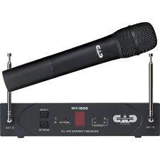 CAD StagePass WX1200 VHF Wireless Handheld System