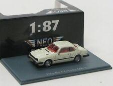 Honda Prelude Mk1 ( 1978 ) weiss / Neo 1:87