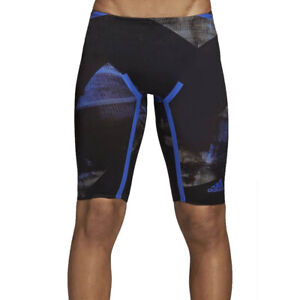"adidas Adizero XVIII Breaststroke Jammer Compression Swim Shorts 24"" CD5237 $349"