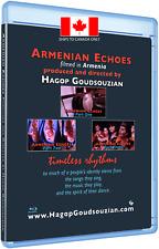 Armenian Echoes Blu-ray (filmed in Armenia), FREE SHIPPING CANADA, World Music