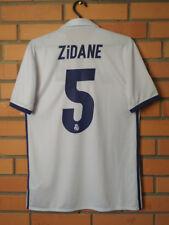 Real Madrid Home football shirt 2016-2017 #5 ZIDANE Size S jersey soccer Adidas
