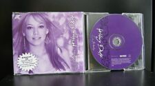 Hilary Duff - So Yesterday Remixes 5 Track CD Single Incl Video