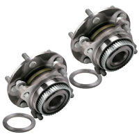 2PCS Front LH RH Wheel Bearing Hubs Hub for Toyota Hilux GGN25R KUN26R 2005-2015