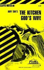 CliffsNotes on Tan's The Kitchen God's Wife Robinson, Mei Li Paperback
