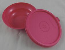 Tupperware Kleine Tropicanas Wunderschüssel 175 ml Schale Schüssel Pink Rosa Neu