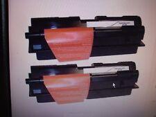 2PK Kyocera Mita TK122 TK-122 Laser Toner Cartridge for FS1030 1030D 1030DN