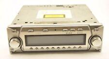 JVC KD-NX1R Navigation System CD Car Radio Double Tuner RDS Radio Silver Japan