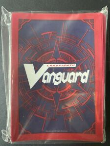 Cardfight Vanguard Promo Red Purple Dragonic Overload Card Sleeves 53 Pcs SEALED