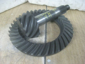 NEW 12 bolt 4.11 Chevy POSI Ring Pinion 4 SERIES TRUCK 4.10 SVL 1500 C10 Gear