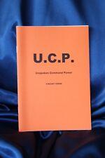 U.S.P Non-Dit Command Power Finbarr Livre 'Occult' Grimoire Magick Sorcellerie