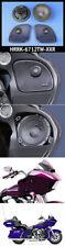 J&M ROKKER XXR 6.71 Fairing Speaker High-Output Grill Tweeters 15-18 FLTR