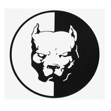 Waterproof Car Sticker Pitbull Dog Bulldog Decal Auto Styling Tuning Decoration