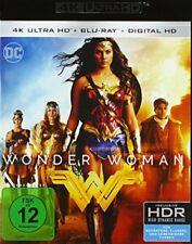 Wonder Woman 4K Ultra HD + 2D Blu-ray Remastered NEU OVP