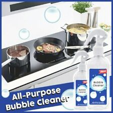 All Purpose Bubble Cleaner Foam Kitchen Bathroom Steel Grease Sponge Non-Toxic