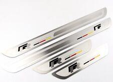 VW German R Line Sills Doorsill VW Golf R/ R32/ Scirocco R Tiguan Passat Touran